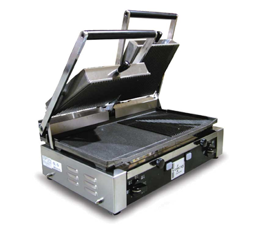SG501FBR Omcan - (11380) Sandwich Grill double