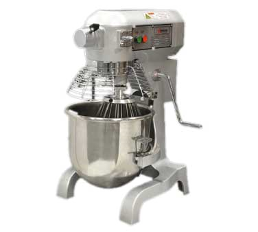 SP200AE Omcan - (20441) General Purpose Mixer 20-qt. capacity