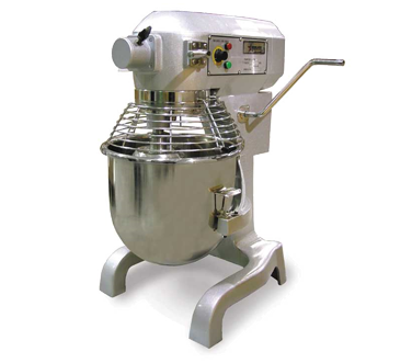 SP200AT Omcan - (17835) General Purpose Mixer 20-qt. capacity