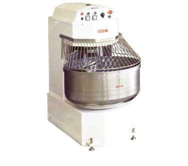 SP60 Omcan - (13174) Dough Mixer 132 lb. capacity