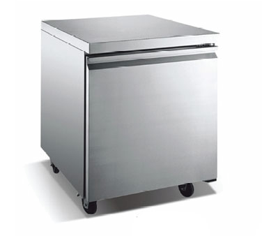 TUC27F Omcan - (25282) Under Counter Freezer reach in