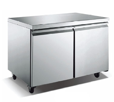 TUC48F Omcan - (25283) Under Counter Freezer reach in