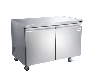 TUC48R Omcan - (27203) Under Counter Refrigerator reach in