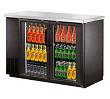 UBB-24-48G Omcan - (31861) Refrigerated Back Bar Cooler reach-in