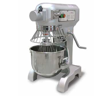 VFM10B Omcan - (20467) General Purpose Mixer 10 qt. capacity