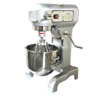 VFM10 Omcan - (13181) General Purpose Mixer 10 qt. capacity