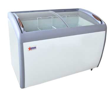 XS-360YX Omcan - (27941) Ice Cream Freezer 12.8 cu. ft. capacity