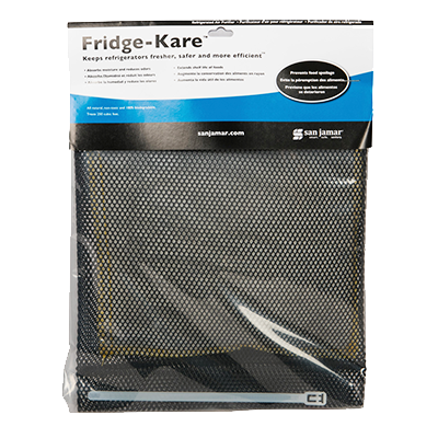 FK1000 San Jamar - Fridge-Kare Hanging Net Bag