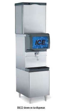 EH222SL-1 - Prodigy® Eclipse® Ice Maker Cube Style