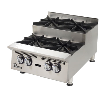 804HA-SU Star - Ultra-Max® Step-Up Hotplate
