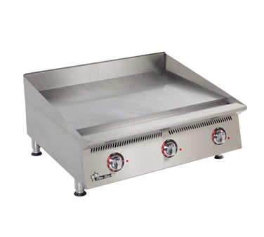836TA Star - Ultra-Max® Griddle