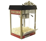 11080 Benchmark - Street Vendor Popcorn Machine, 8 oz. popper