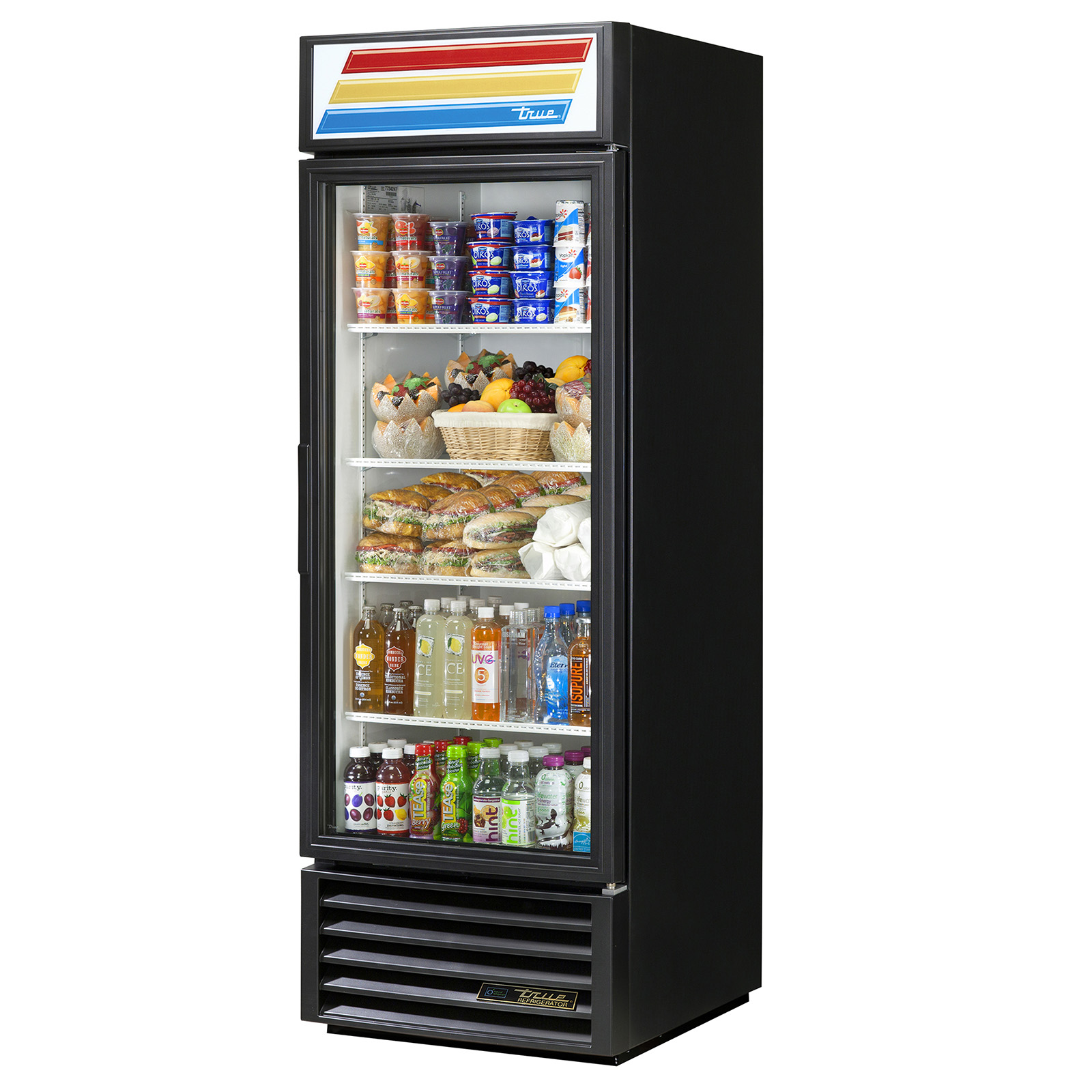 GDM-23-HC-LD True - Refrigerated Merchandiser one-section