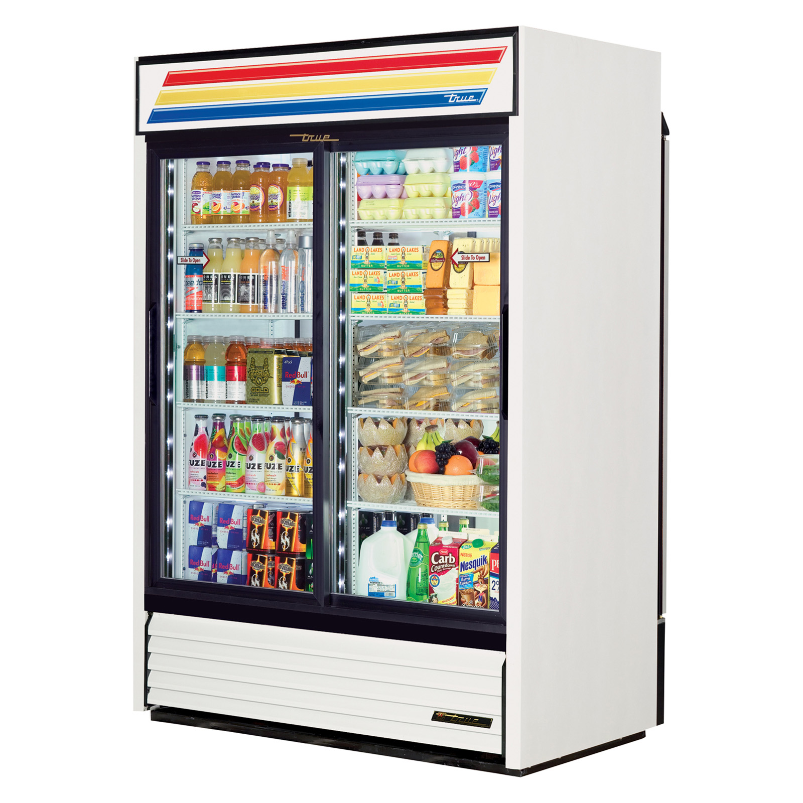 GDM-47RL-LD True - Refrigerated Merchandiser pass thru