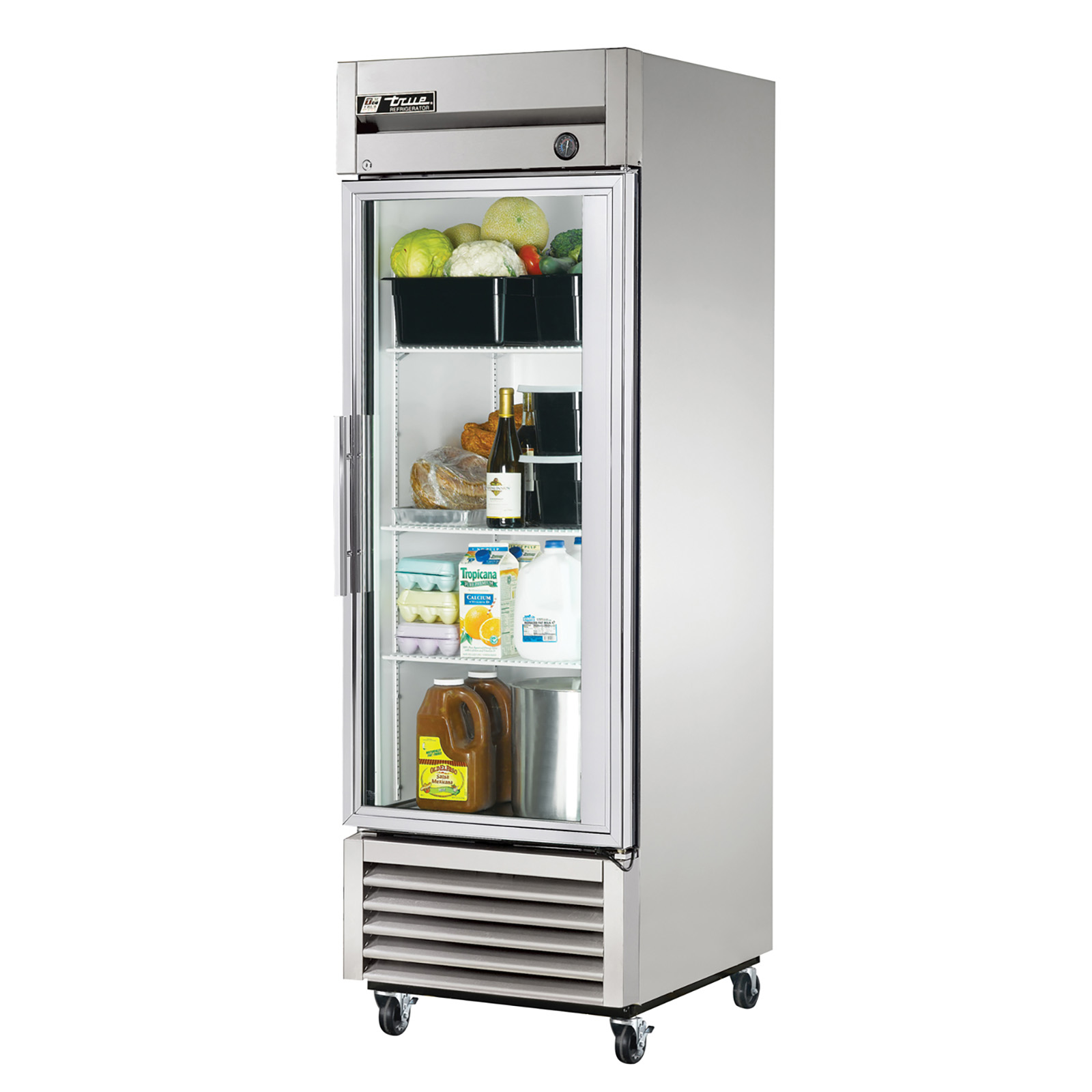 T-23G-LD True - Refrigerator Reach-in