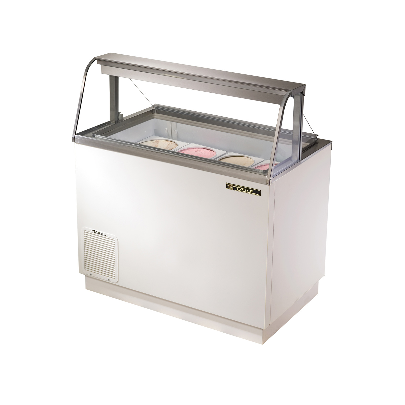 TDC-47-CG True - Dipping Cabinet -10?F to 8?F