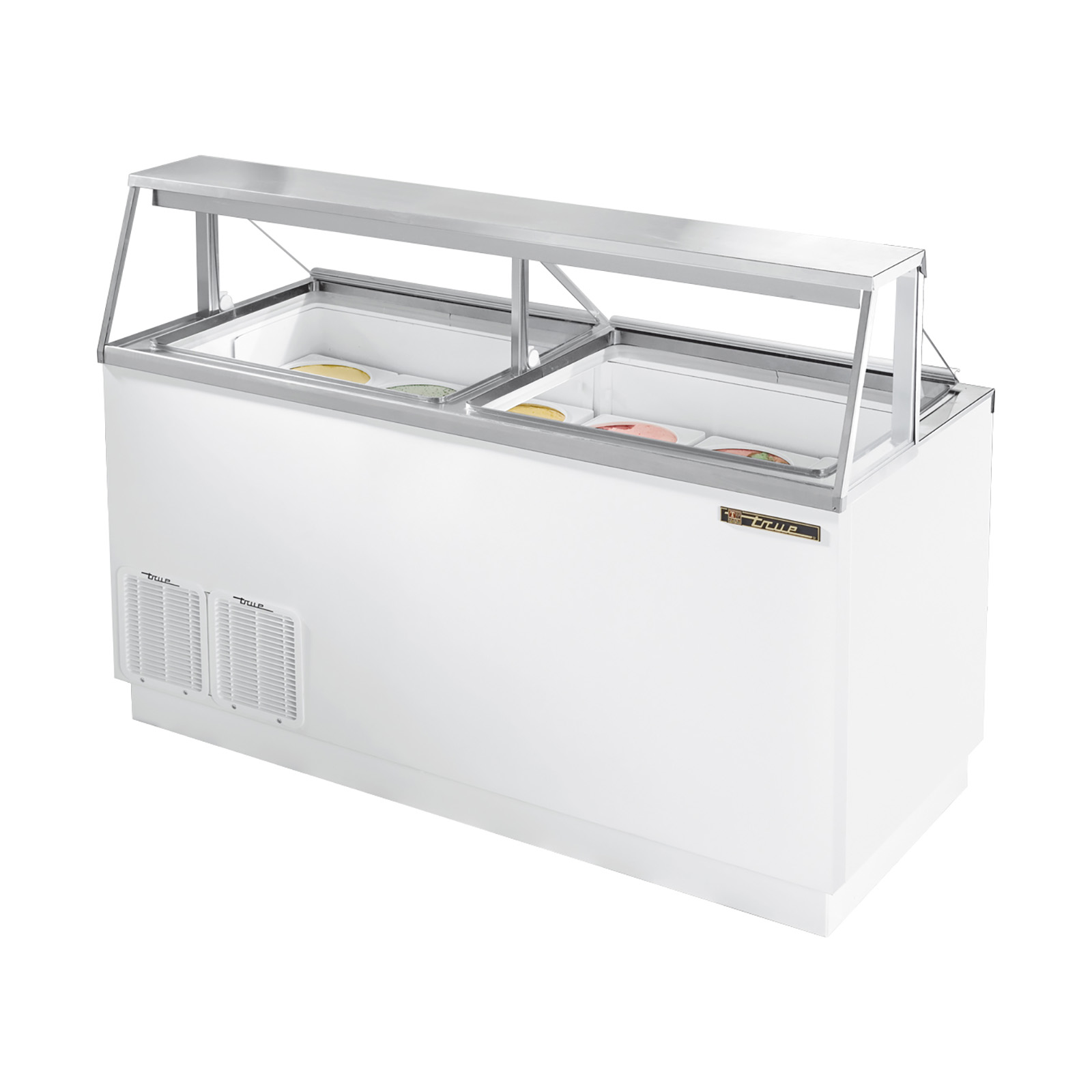 TDC-67 True - Dipping Cabinet -10?F to 8?F