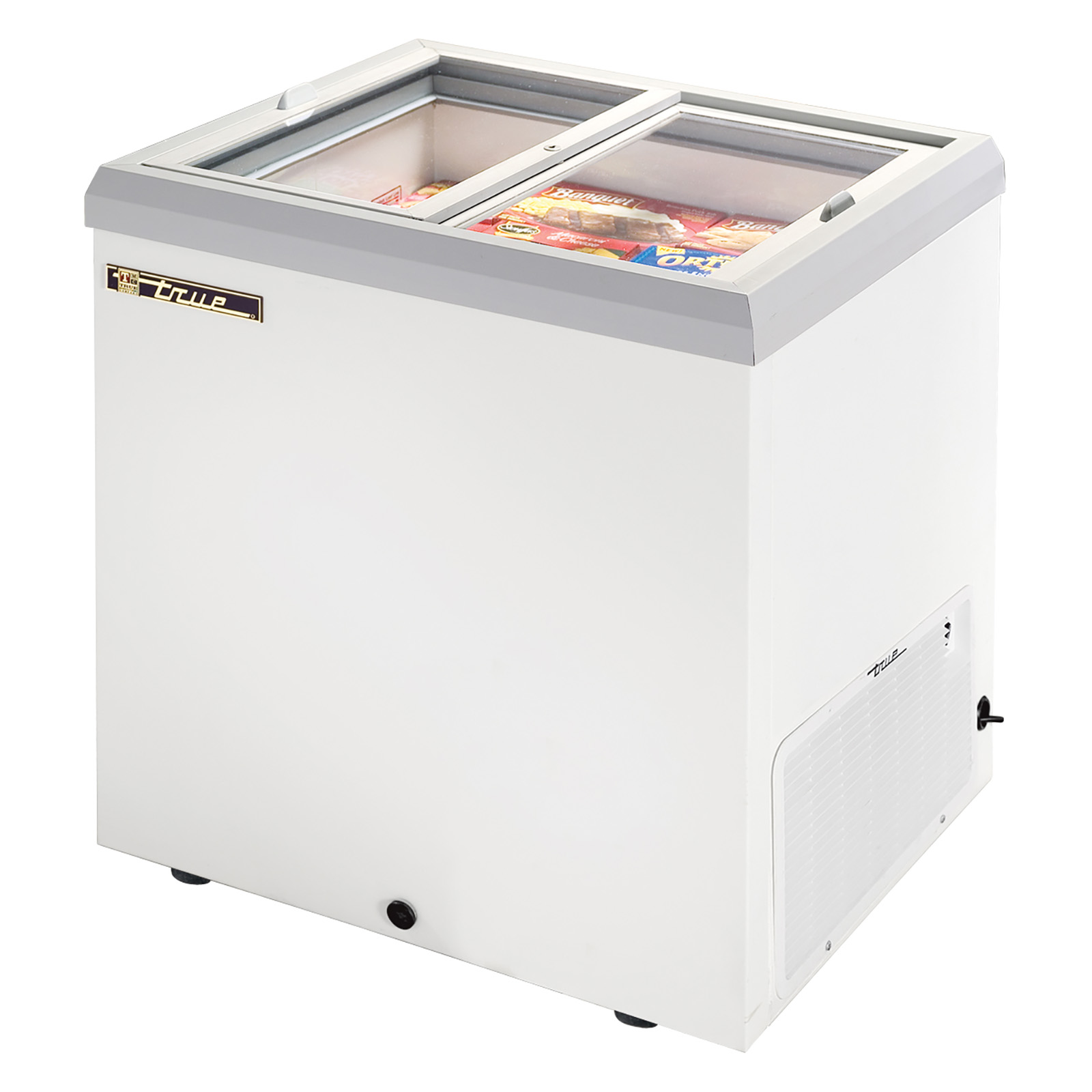 TFM-29FL True - Horizontal Freezer -10? holding temp.