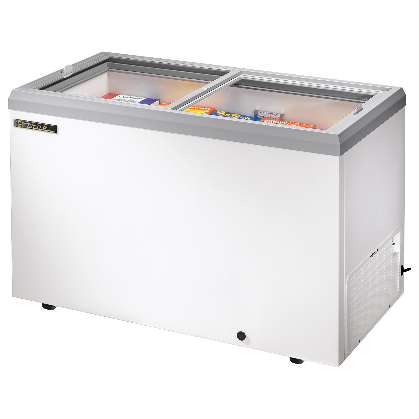 TFM-51FL True - Horizontal Freezer -10? holding temp.
