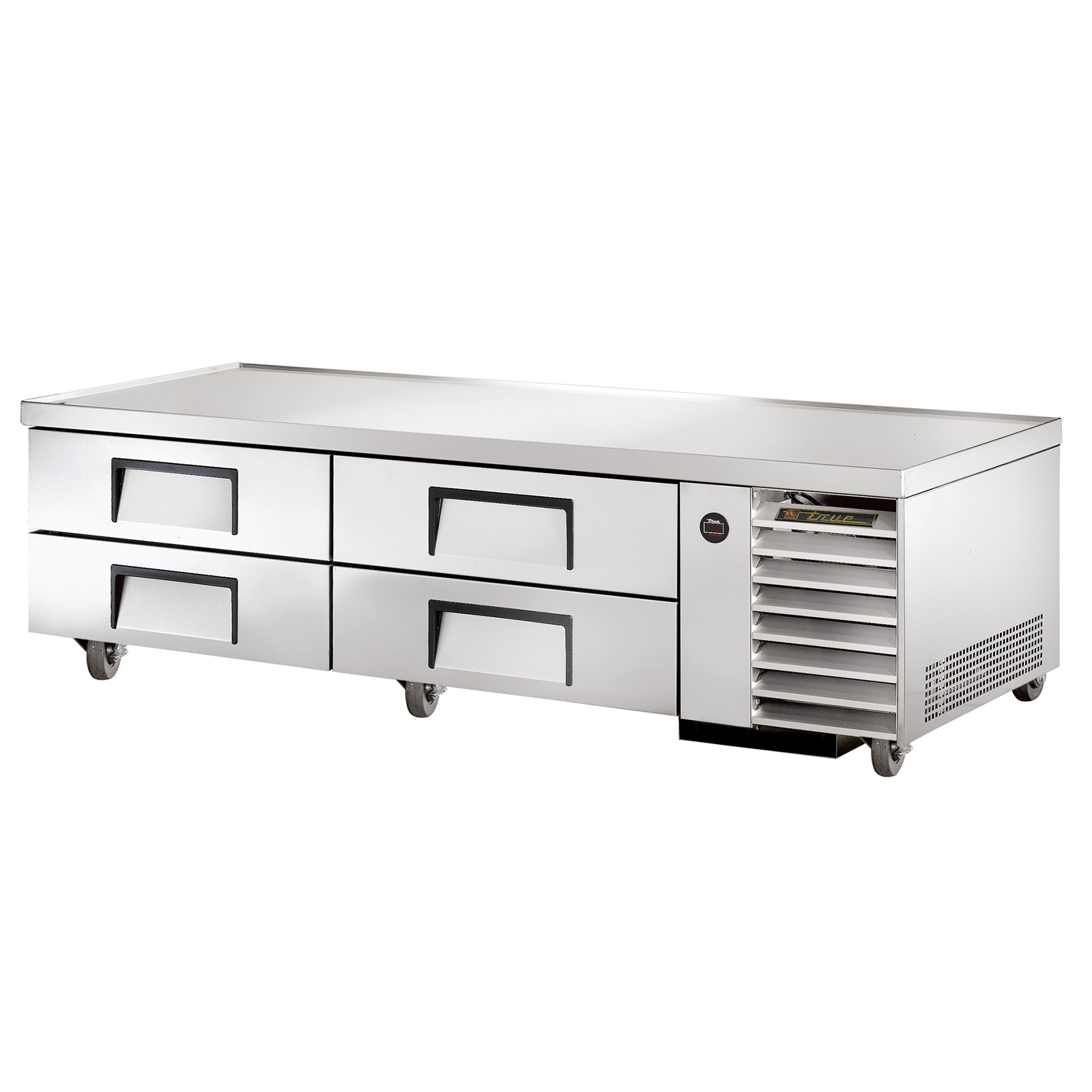 TRCB-79 True - Refrigerated Chef Base 79-1/4