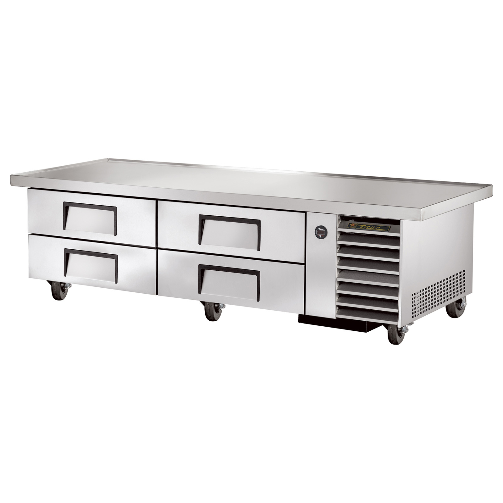 TRCB-79-86 True - Refrigerated Chef Base 79-1/4