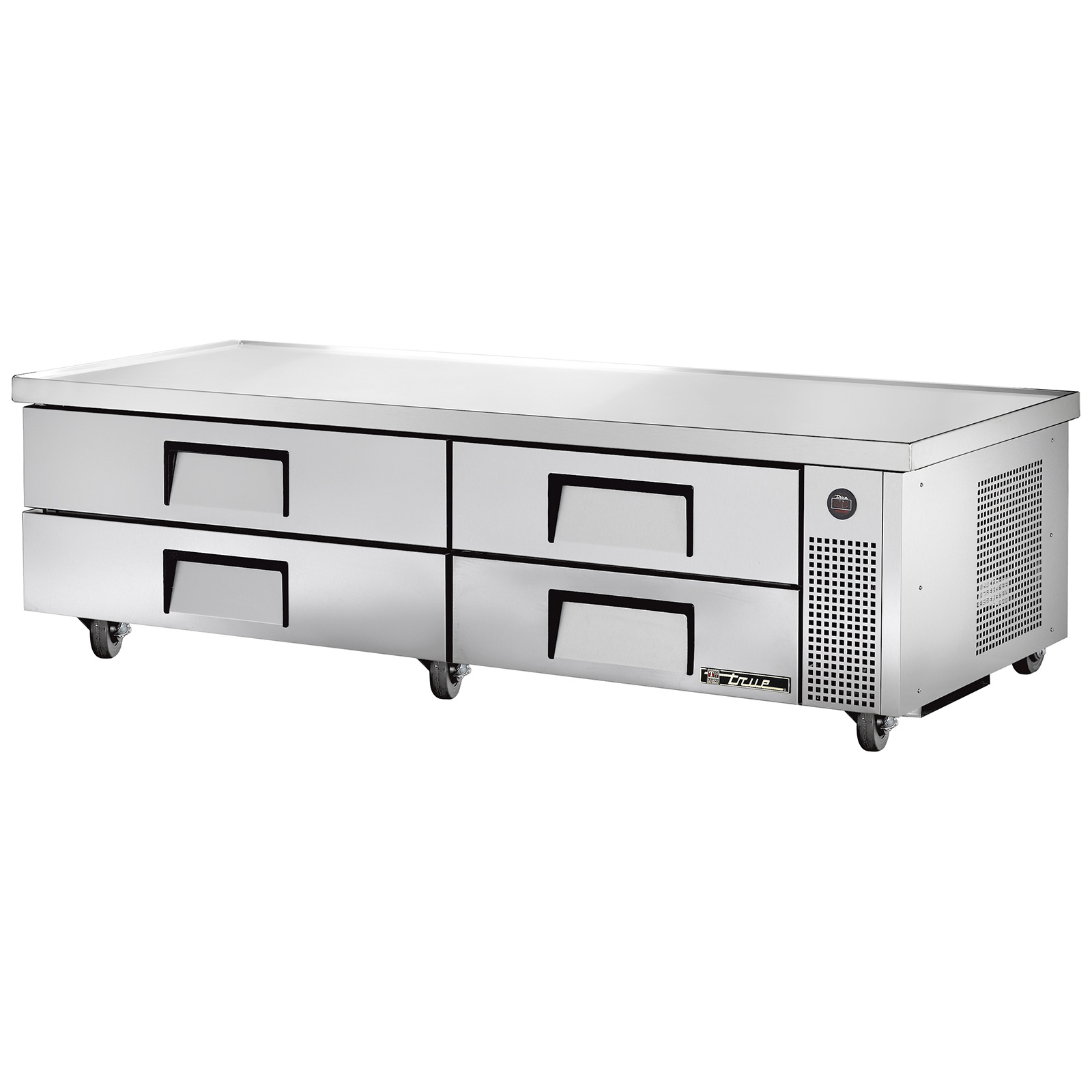 TRCB-82-84 True - Refrigerated Chef Base 82-3/8