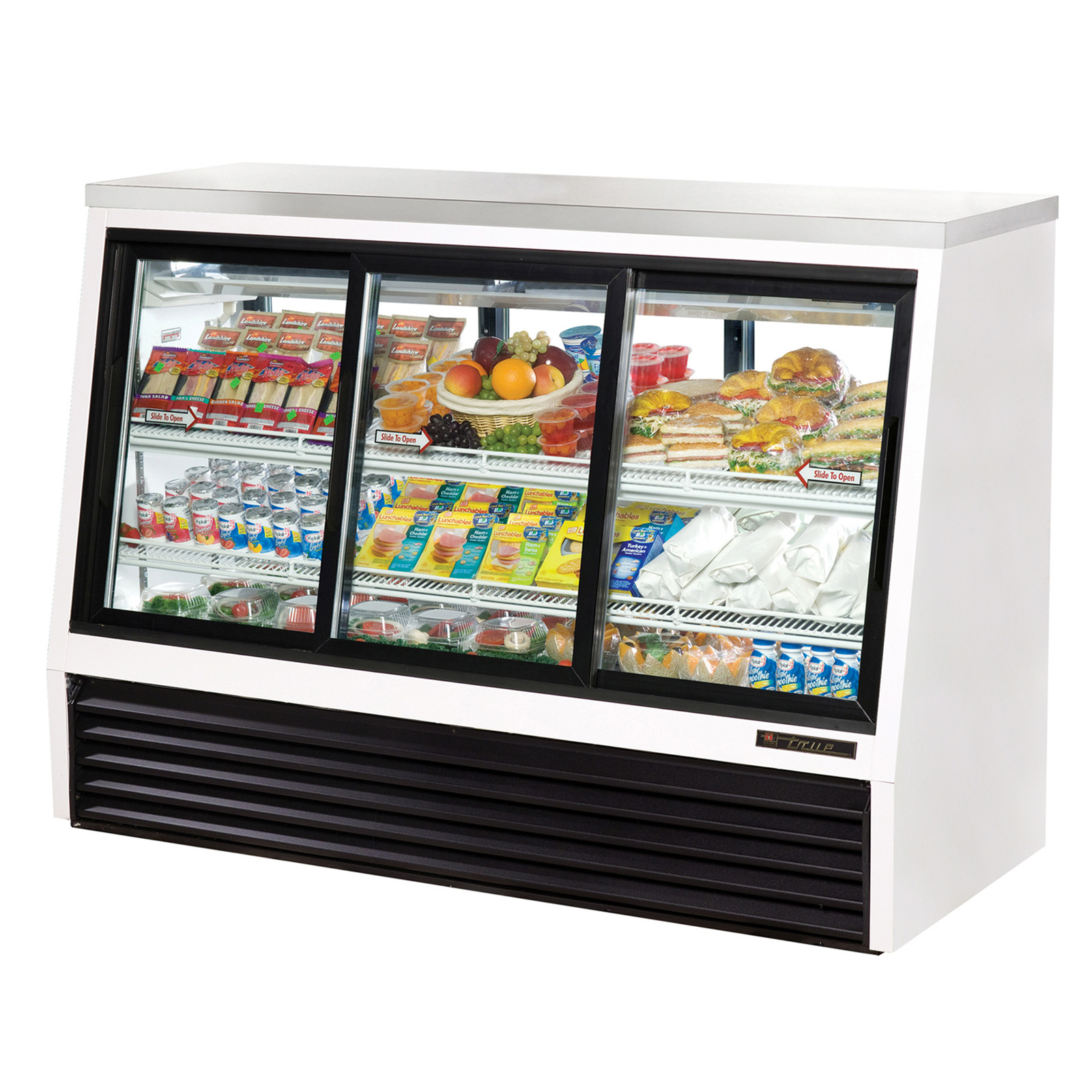 TSID-72-6 True - Single Duty Deli Case Pass-thru