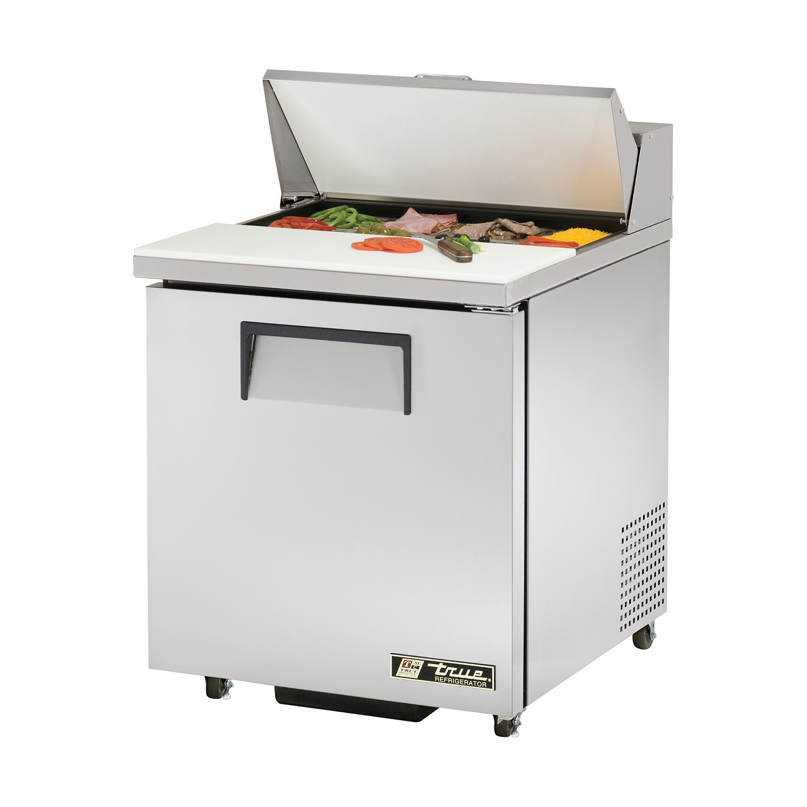 TSSU-27-08-ADA True - ADA Compliant Sandwich/Salad Unit (8) 1/6 size (4