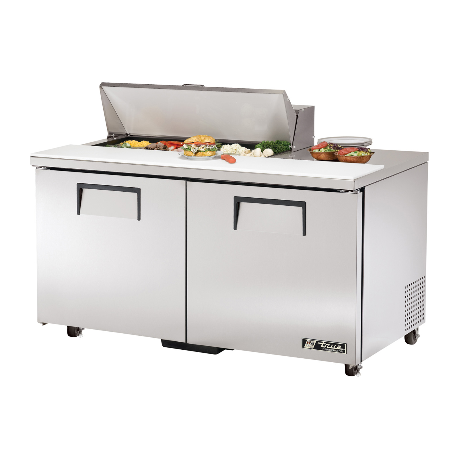 TSSU-60-10-ADA True - ADA Compliant Sandwich/Salad Unit (10) 1/6 size (4
