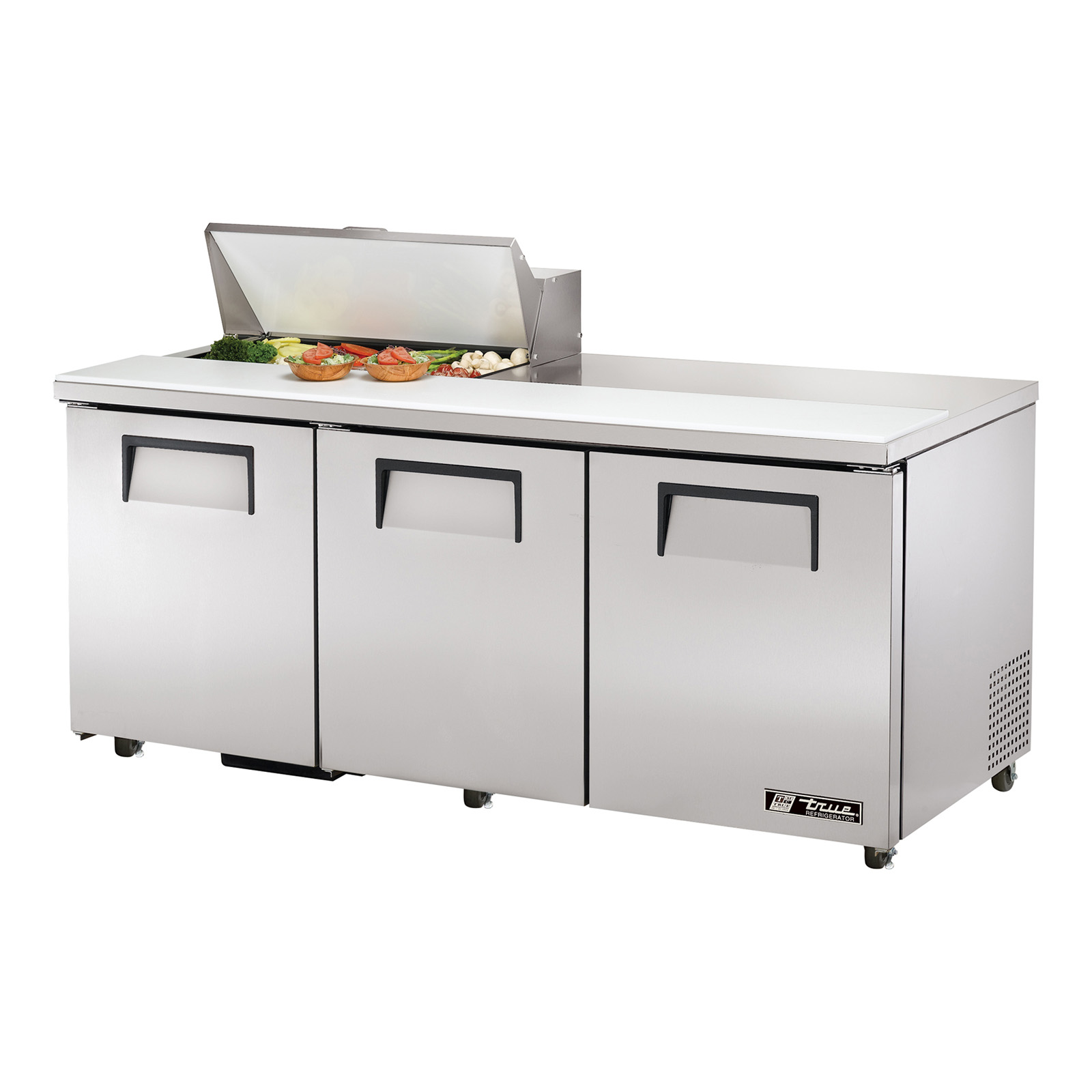 TSSU-72-08-ADA True - ADA Compliant Sandwich/Salad Unit (8) 1/6 size (4