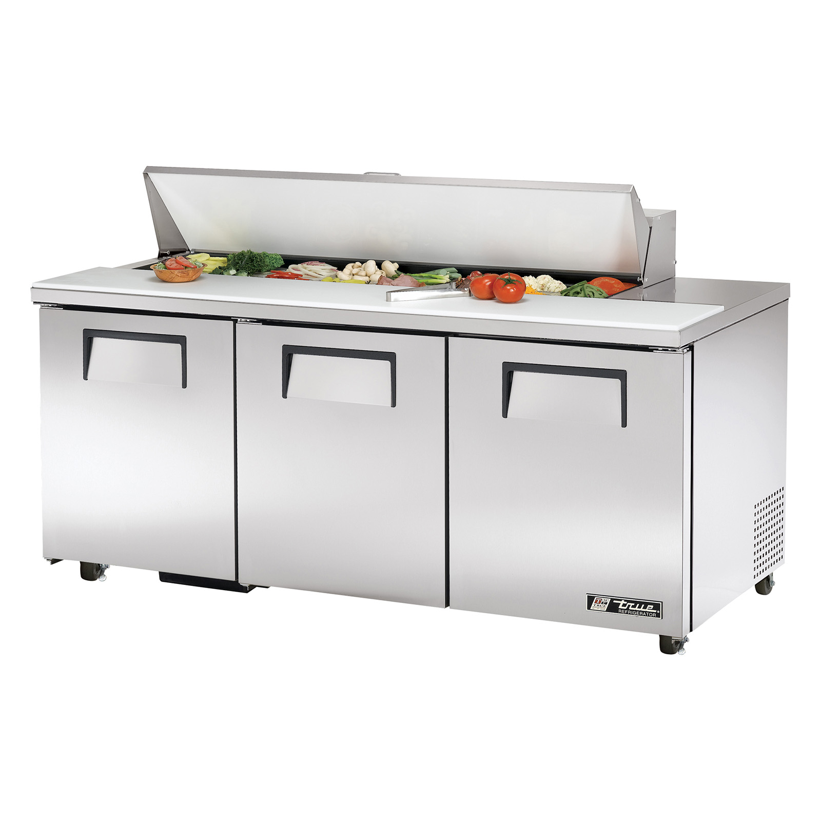 TSSU-72-16-ADA True - ADA Compliant Sandwich/Salad Unit (16) 1/6 size (4