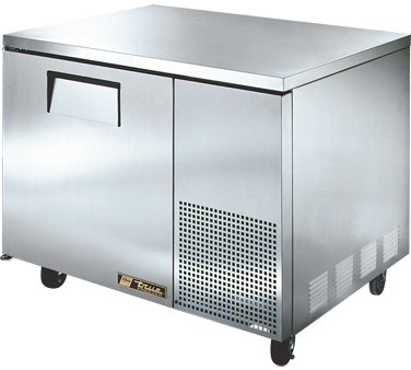 TUC-44F-HD True - Deep Undercounter Freezer -10? F