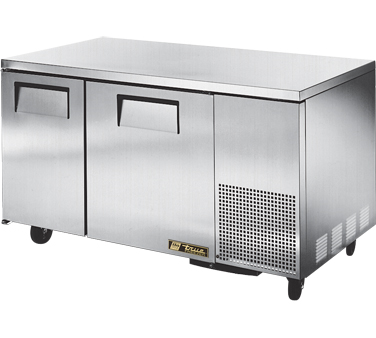 TUC-60-32F-HD True - Deep Undercounter Freezer -10? F