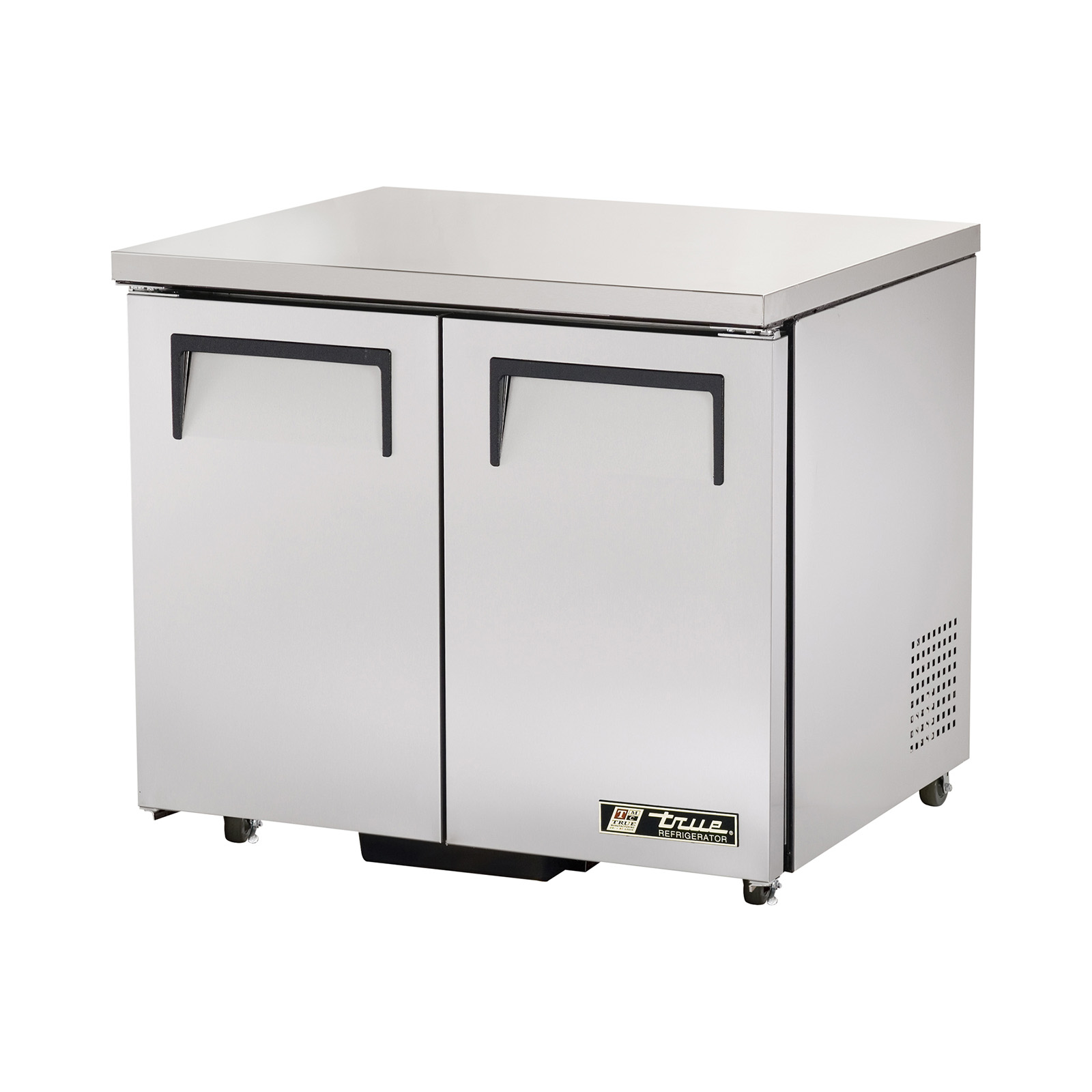TUCADA True ADA Compliant Undercounter Refrigerator F - Ada restaurant table
