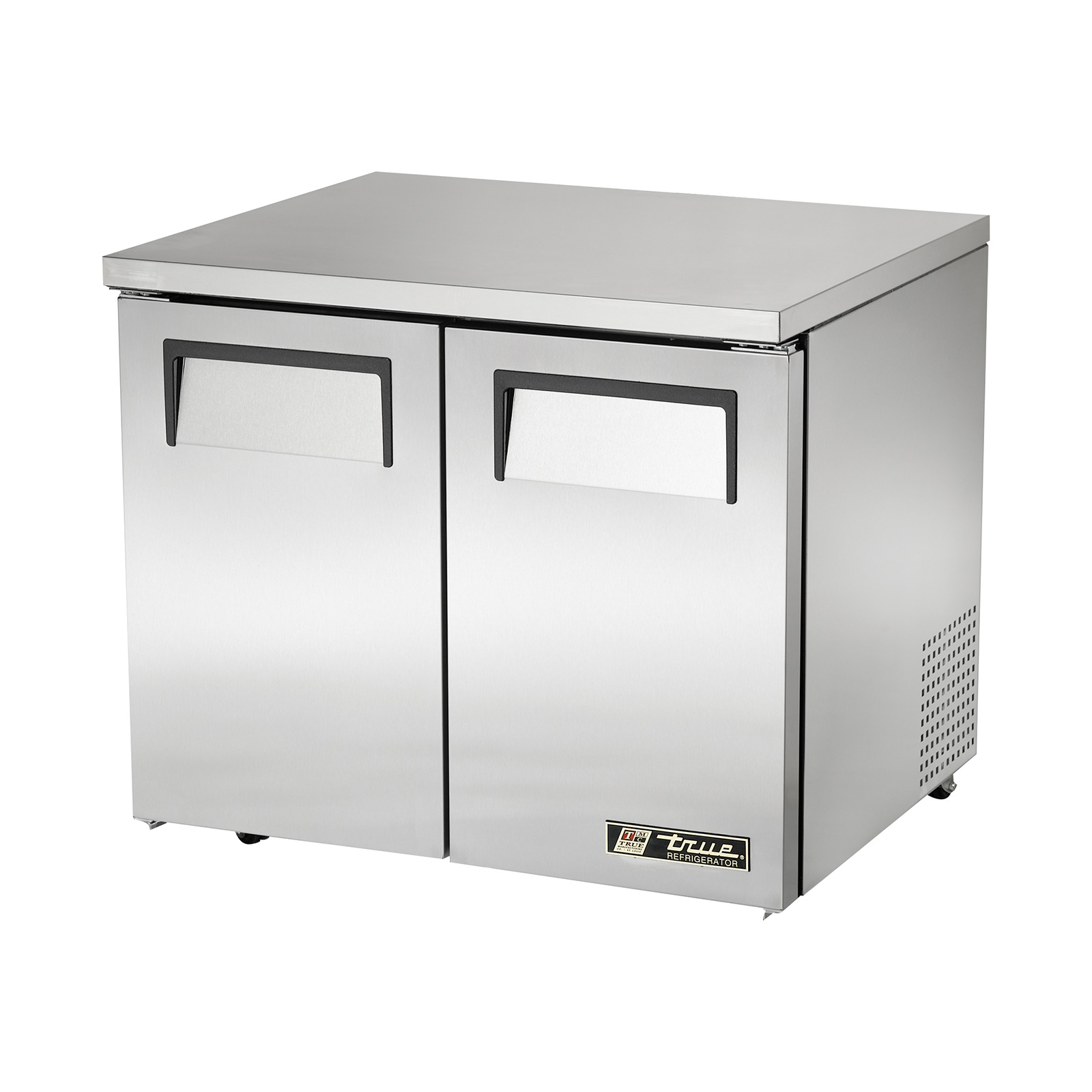 TUC-36-LP True - Low Profile Undercounter Refrigerator 33-38? F