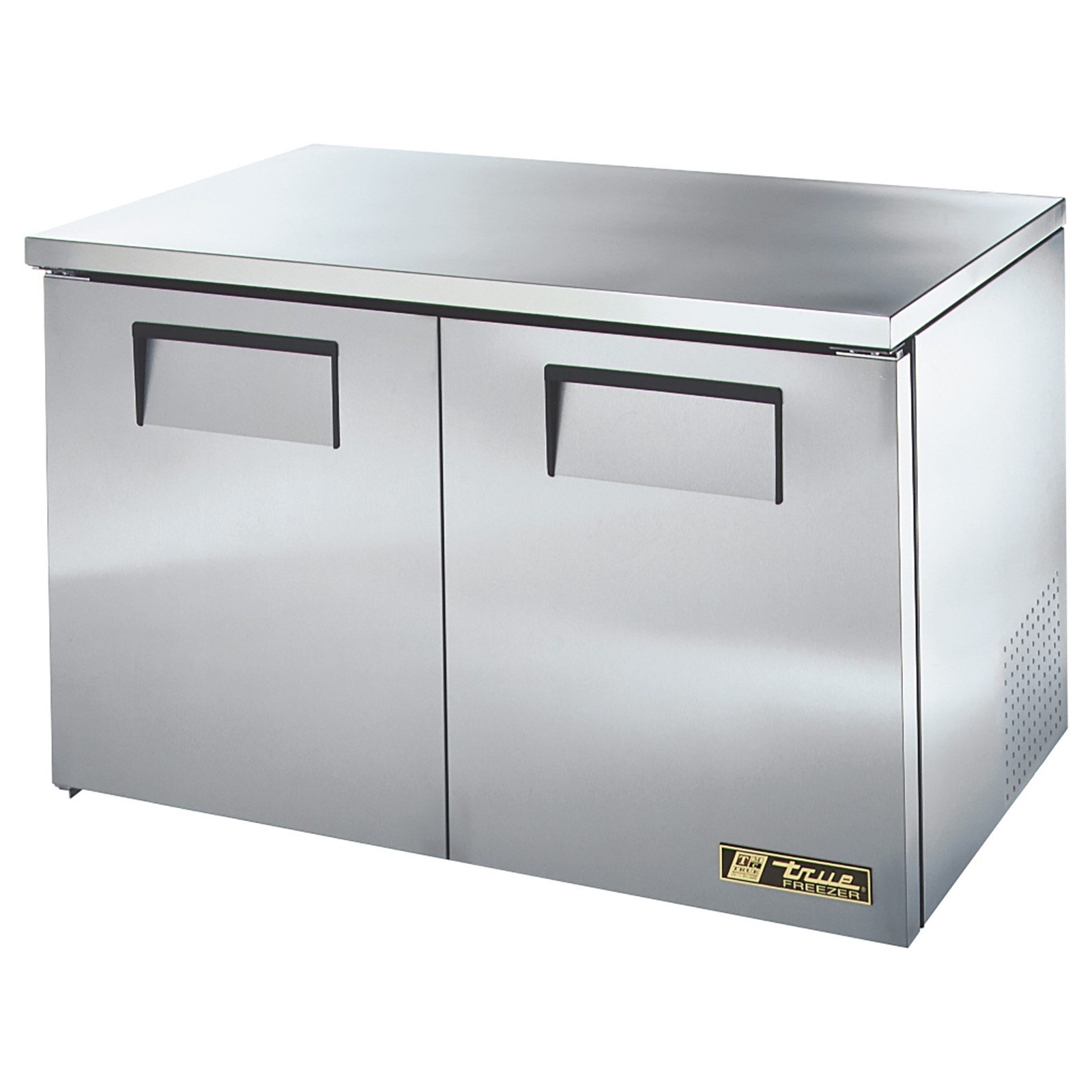TUC-48F-LP-HC True - Low Profile Undercounter Freezer -10? F
