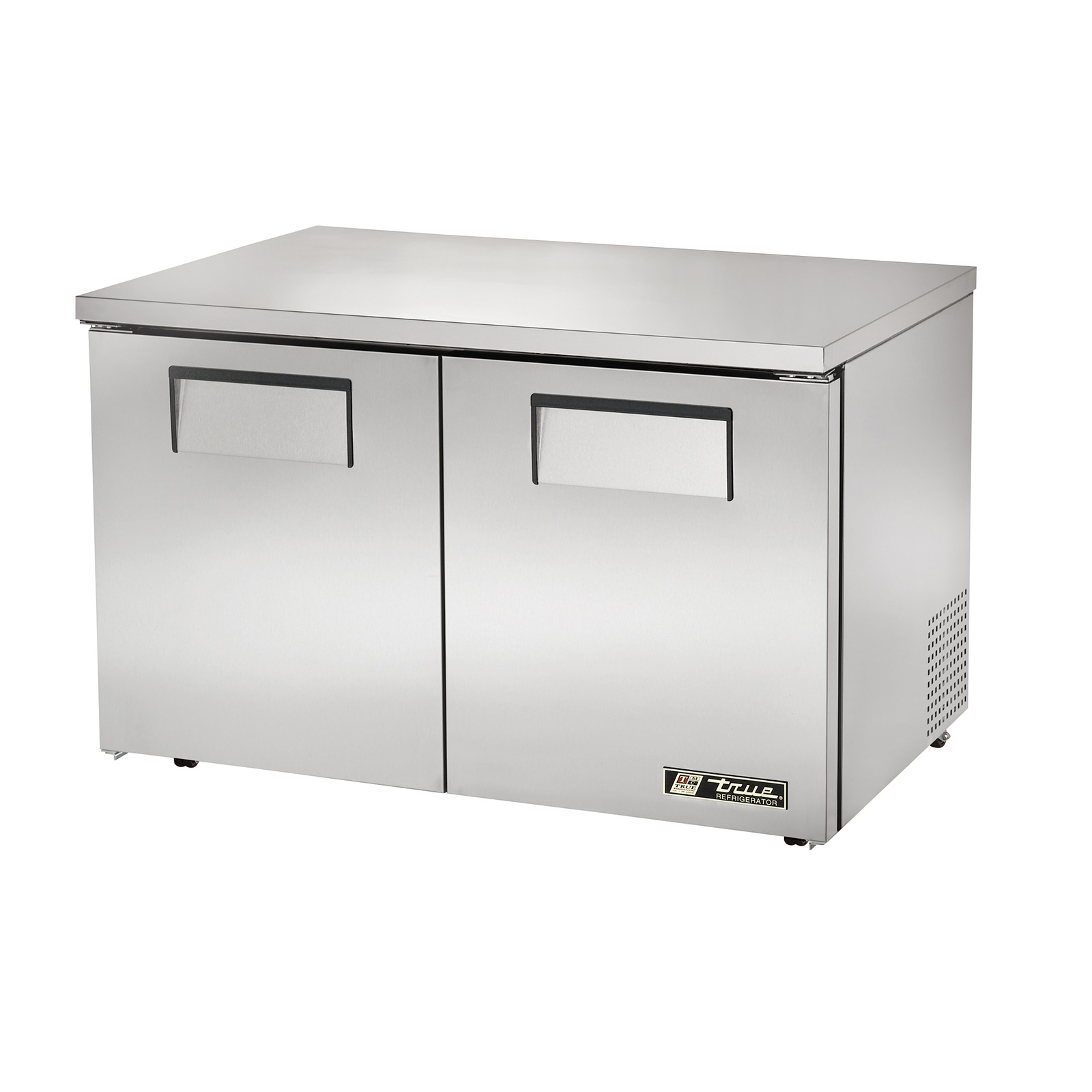 TUC-48-LP-HC True - Low Profile Undercounter Refrigerator 33-38? F