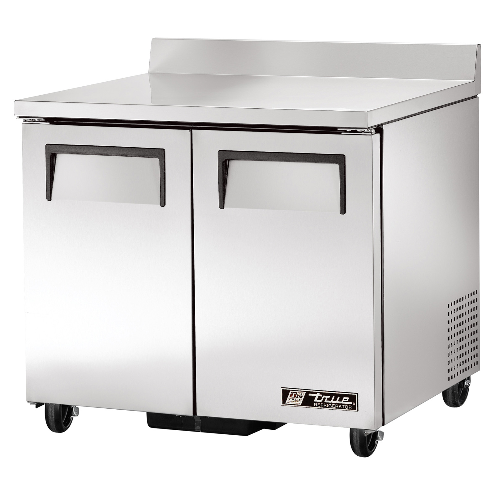 TWT-36 True - Work Top Refrigerator two-section
