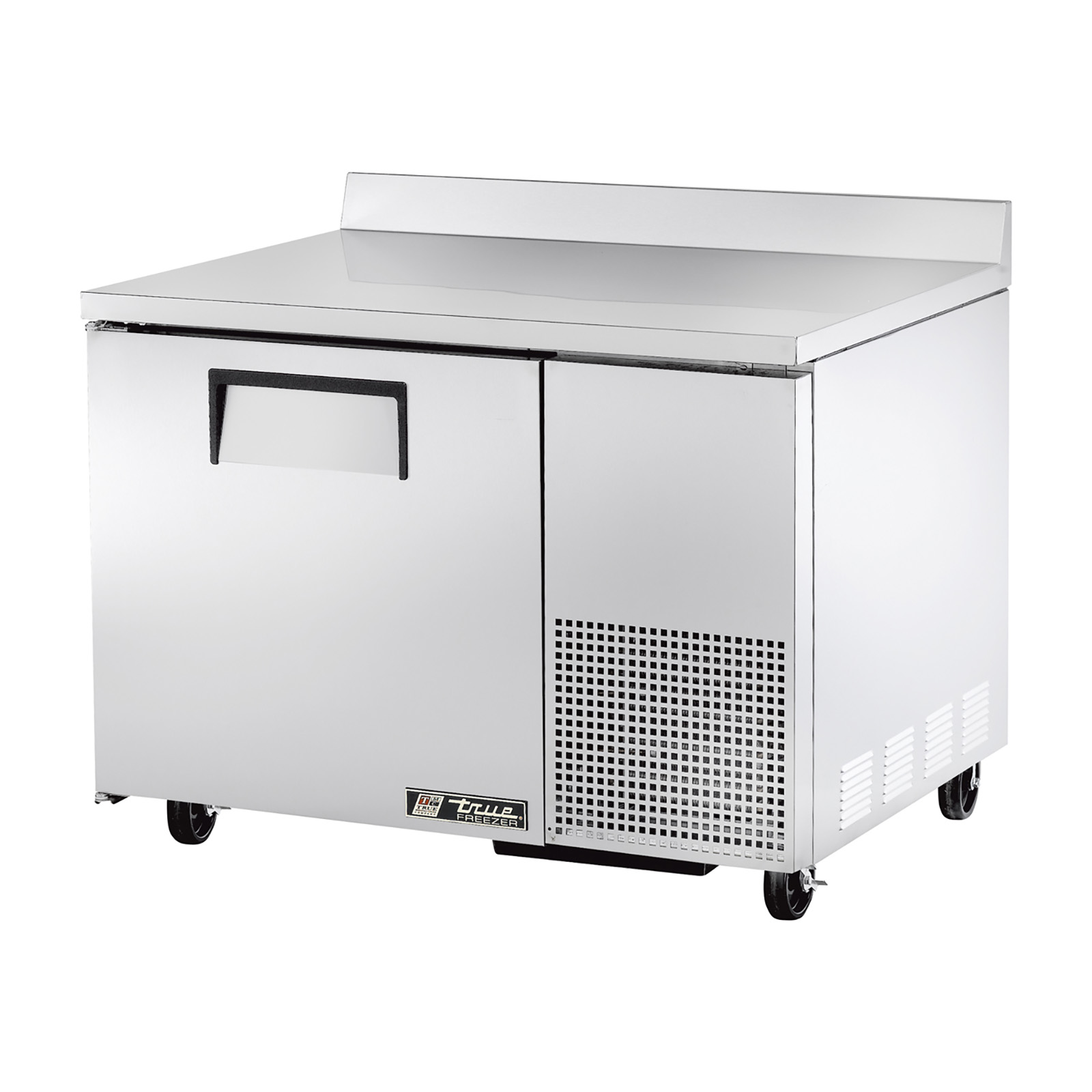 TWT-44F True - Deep Work Top Freezer one-section