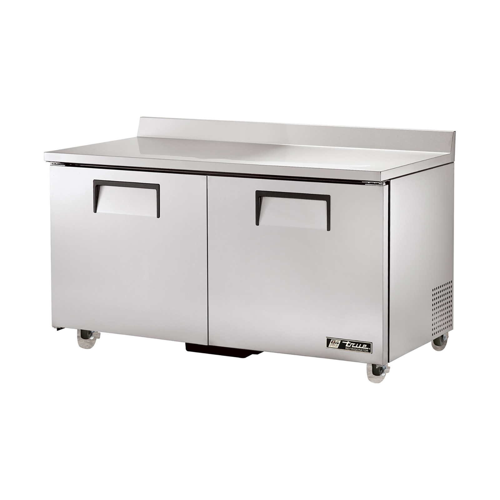 TWT-60-ADA True - ADA Compliant Work Top Refrigerator two-section