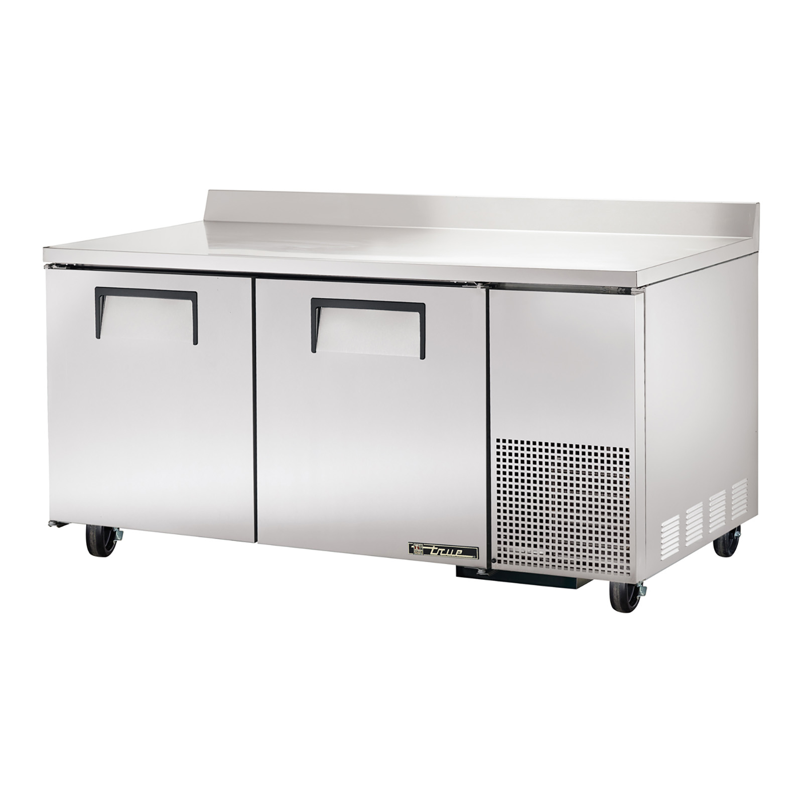 TWT-67 True - Deep Work Top Refrigerator two-section