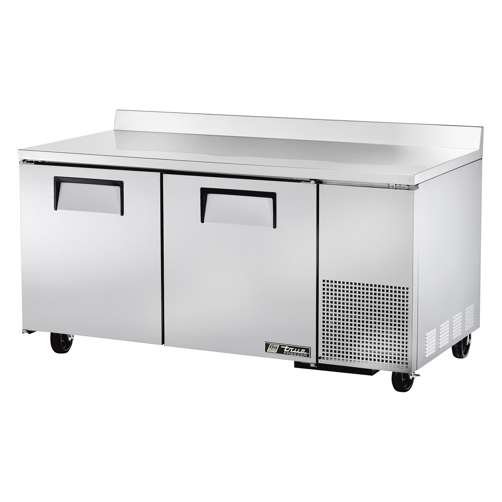 TWT-67F True - Deep Work Top Freezer two-section