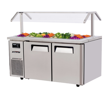 JBT-60 - J Series Refrigerated Buffet Table-side mount