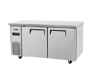 Undercounter Refrigerator and Freezer