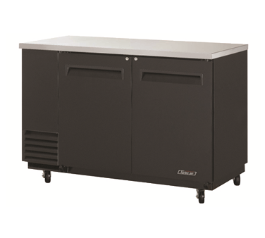 TBB-2SB - Back Bar Cooler