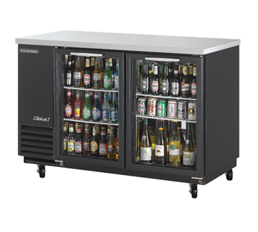 Backbar Cabinet, Refrigerated