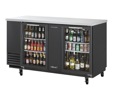 TBB-3SG - Back Bar Cooler