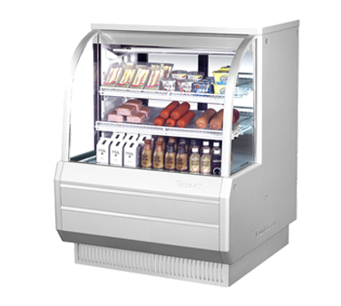 Display Case, Refrigerated Deli