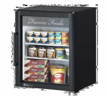 Display Case, Freezer, Countertop