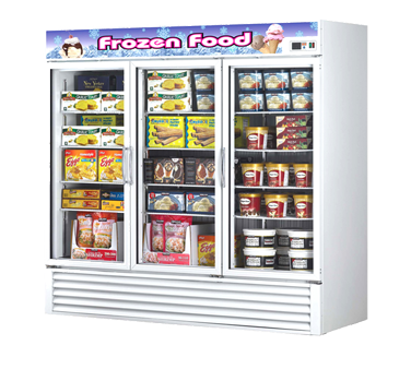 TGF-72F - Freezer Merchandiser